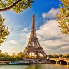 Paris and Surrounds